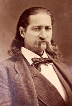James Butler Hickok (May 27, 1837 – August 2, 1876)  He was known as Wild Bill Hickok, a legend of the American Old   West. His skills as a gunfighter and scout, along with his reputation   as a lawman and professional gambler, resulted in his fame, though   some of his exploits are fictionalized.