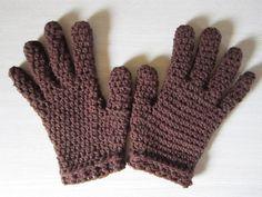 crochet, gloves, charity, donation