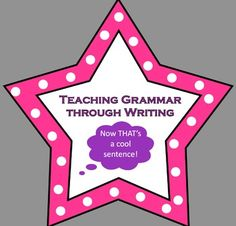 This document is two pages (one front and back). It guides students through seven easy steps, each one requiring them to add interesting words and grammatical concepts to one basic beginning sentence. This activity will show students that writing intelligent and interesting sentences is not intimidating, and by encouraging them to select a funny topic of their own to write about, it just might persuade them to enjoy both writing and grammar a little more!In order for students to tackle this…