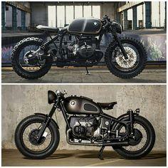 BMW R100 & R80 Custom