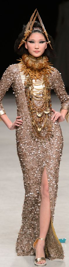 Spring 2015 Couture Julien Fournie Collection