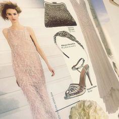Para quem adora o estilo dos anos 20, esta tiara Bibiana Paranhos foi destaque na nova edição especial Vogue Noiva como a escolha perfeita para compor esse visual. Adoramos!  #vogue #voguenoivas #bridetobe #bibianaparanhos #clipping