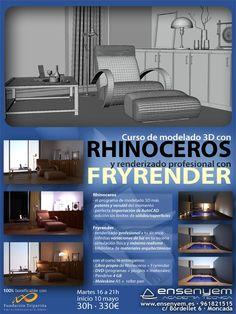 2011 05 Rhinoceros + Fryrender