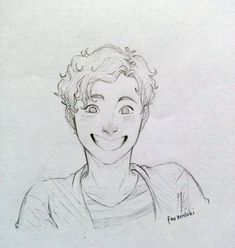 """frozenloki: """" Here's happy Jeremy! I love it when he's so happy thank you for the responses to this post guys! :D """""""