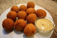 Bitterballen | 11 Delicious Dutch Foods You Need To Try