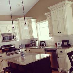Light Rail For Under Mount Cabinet Lighting For An Option Kitchen The New House Pinterest Best Light Rail Ideas