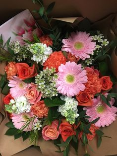It's not the size of the gesture, but the thought that goes into it that makes it special! Beautiful Flower Arrangements, Floral Arrangements, My Flower, Beautiful Flowers, Send Flowers Online, Same Day Flower Delivery, Flowers Delivered, Floral Wreath, Flower Bouquets