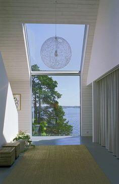 Takfönster Roof Light, Skylight, Future House, Interior Inspiration, Farmhouse, Windows, Architecture, Home Decor, Trendy Tree