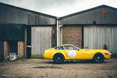 This 1971 Ferrari 365 GTB/4 Daytona Was Built By Michelotto