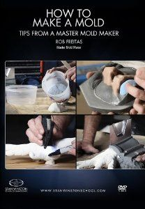 The long-awaited mold-maker's master class is on DVD AT LAST! Here is the collection of molding Mini-Tutorials from Master Mold Man Rob Freitas Prop Making, Mold Making, Paper Snowflake Designs, Special Effects Makeup Artist, Foam Carving, Plaster Sculpture, Movie Makeup, Puppet Crafts, Cosplay Tutorial
