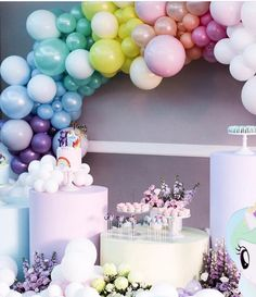 "836 Likes, 4 Comments - Louisa @The Little Big Company (@littlebigcompany) on Instagram: ""My little pony never looked prettier styling by @sweeteventstylingbythanhtran balloons by…"""