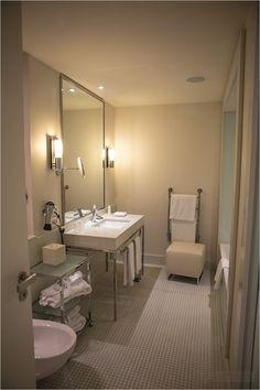Bathroom - Rocco Forte Hotel Villa Kennedy in Frankfurt Germany