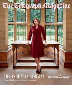 A bit of a CopyKate? Carole Middleton recently sat down with the Telegraph to give her first interview where she discussed her party… Carole Middleton, Middleton Family, Duchess Kate, Duchess Of Cambridge, Pippa And James, The Other Sister, Prince William Family, Princess Kate, Famous Women