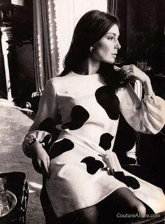 Anne Klein dress 1969