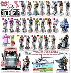 CutnCreate your own Giro! Online Bike Shop, Bicycle Art, Riding Gear, Cycling Art, World Of Sports, Jumping Jacks, Vintage Bicycles, Road Racing, Trading Cards