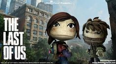 Little Big Planet and The Last of Us. Is there anything more adorable?