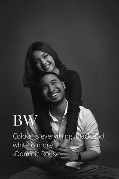 ⚫️ Black and White ⚪️ Pre Wedding Poses, Pre Wedding Photoshoot, Couple Photoshoot Poses, Couple Portraits, Prenup Photos Ideas, Studio Photography Poses, Wedding Photography List, Joko, Wedding Photo Inspiration