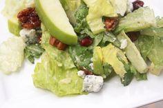 Apple Gorgonzola Salad {Bucca Di Beppo Copy-Cat Recipe} | Oh So Delicioso