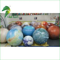 gigantic inflatable planets - photo #44