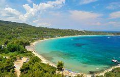 Τα καλύτερα αξιοθέατα στο πρώτο πόδι Χαλκιδικής! | ediva.grΠαλιούρι Thessaloniki, Taxi, Villa, Water, Travel, Outdoor, Life, Beautiful, Golf