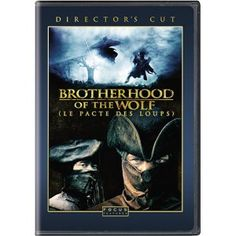 Brotherhood of the Wolf:  Director's Cut (Two-Disc Special Edition) - AMAZING film based on history