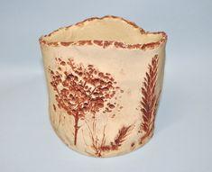 Cachepô Natureza em cerâmica