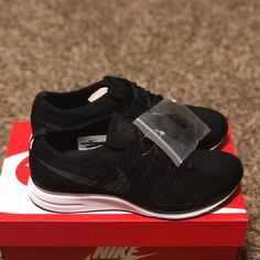 sports shoes d2292 152f0 Nike Shoes   New Nike Flyknit Trainer   Color  Black   Size  Various
