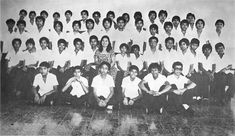 First Year, Section Earth, Claret School of Quezon City, 1981 Quezon City, Class Pictures, Pinoy, Over The Years, Photo Wall, Earth, School, Photograph, Mother Goddess