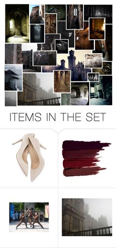 """""""Durmstrang Institute"""" by thehelsinghatter ❤ liked on Polyvore featuring art, school and PottermoreInPolyvoreMagicChallenge"""