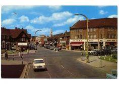 Cheam village Surrey
