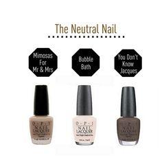 Neutral / Nails