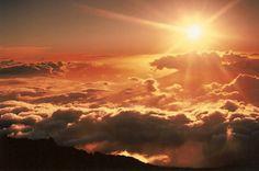 Haleakala Summit, Maui, HI. A little view of Heaven.