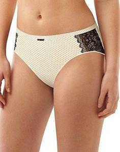737f0b78b498 Bali Lace Desire Cotton Crouch Hi-Cut Brief Panties - 4 NEW COLORS - Size  6-9