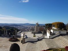 Bom Jesus do Monte, Braga, Portugal:) Foto de Paulo Campos