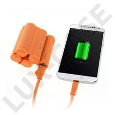 Cager (Orange) Power Bank 10400 mAh