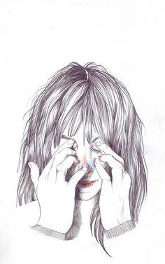 art, artwork, be odd, charlotte gainsbourg, draw, drawing