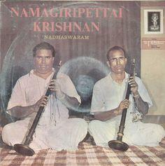Namagiripetai Krishnan Nadhaswaram Bollywood Vinyl LP