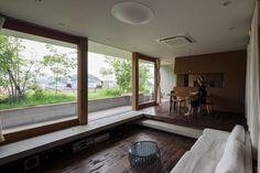 Dette boligkomplekset er bygget inn i foten av et fjell - Eiendom - Privat - E24