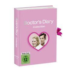 Doctor's Diary Collection  1 - 3 Season  Marc Meier und Gretchen Hase ( Florian David Fitz und Diana Amft )