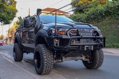 Cars-Power | Ford Ranger By Autobot Autoworks