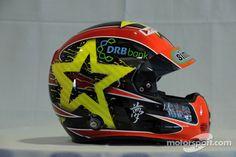 capacete F1