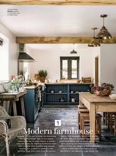 Country Homes & Interiors - November 2017   deVOL Kitchens