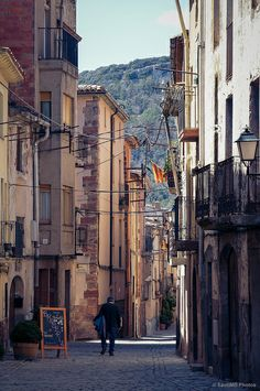 Prades, Tarragona, Catalonia