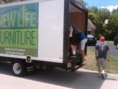 Volunteers Volunteers, New Life, Furniture, Home Furnishings, Arredamento