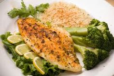Healthy fish recipes - Tempting and healthy additions to your menu