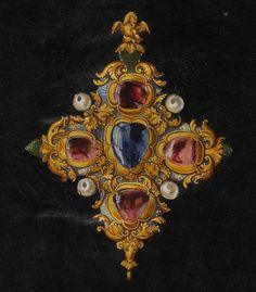 The Jewel book of Anna of Bavaria. By Hans Mielich, 1552 Digitale Bibliothek - Münchener Digitalisierungszentrum