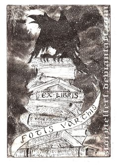 Ex Libris FV by StoryTellerF on DeviantArt