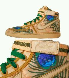 Claw Money Nike Vandal Hi