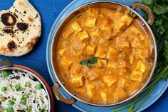 Get a sweet-and-savory mango curry recipe from Richa Hingle's new cookbook, Vegan Richa's Indian Kitchen, and enter to win a copy!