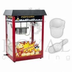 Popcornmachine tafelmodel